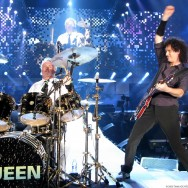 Roger Taylor and Brian May of Queen