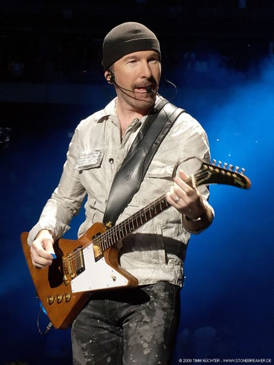 The Edge of U2