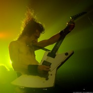 Joel O'Keeffe of Airbourne