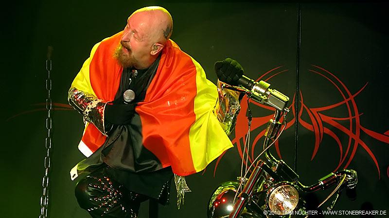 Judas Priest, Stadthalle Offenbach