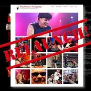 Relaunch of www.stonebreaker.de
