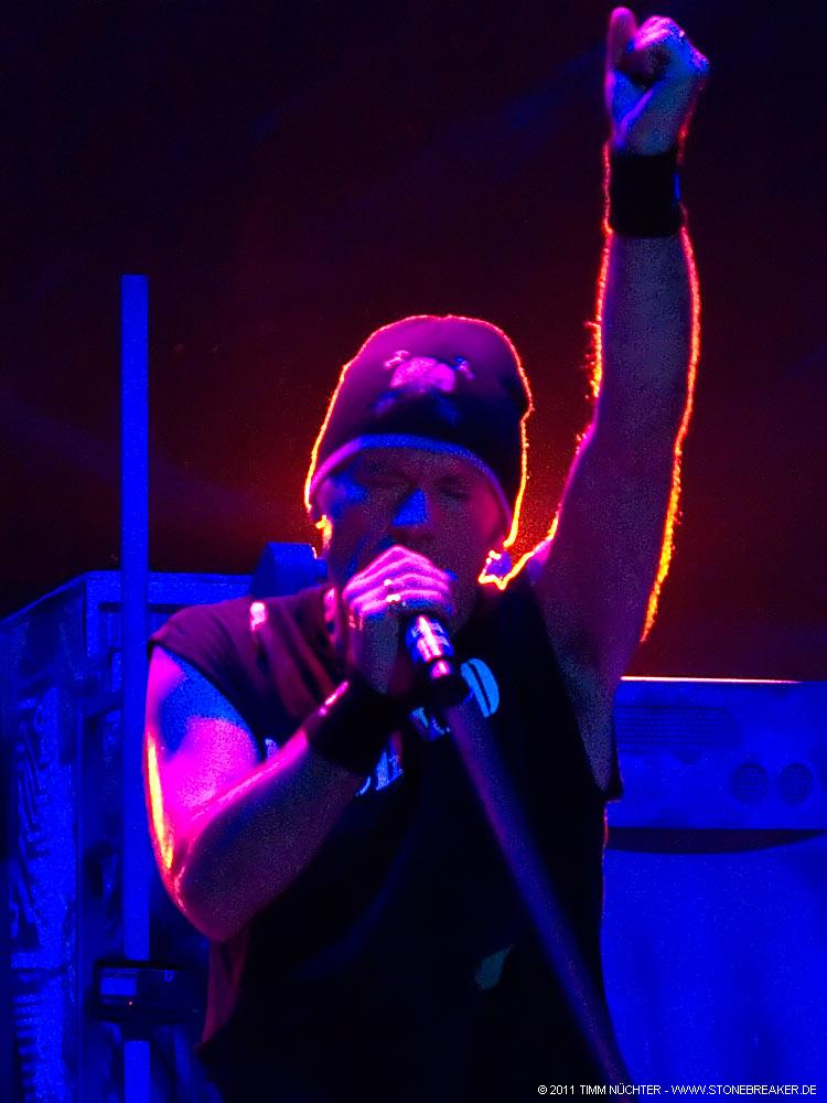 Iron Maiden - Scream For Me Saint Etienne Part #2