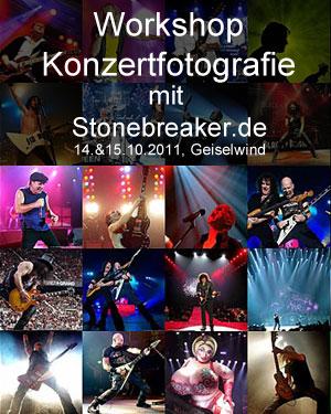 Fotoworkshop Konzertfotografie, 14.-15.10.2011