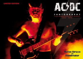 AC/DC Fantography - Cover