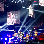 Red Hot Chili Peppers, Frankfurt Festhalle