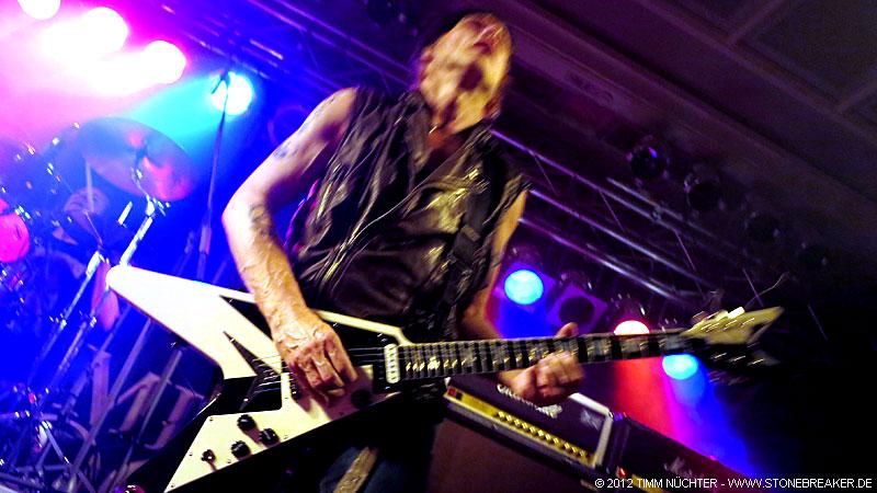 Michael Schenker - Erfurt 04/28/2012
